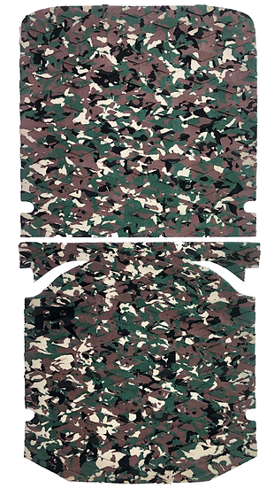 Onewheel XR Traction Pad Set Camo (OG Kush Tail Compatible)