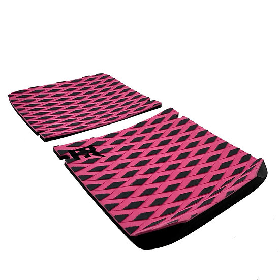 Onewheel XR Concave Traction Pad Set - Diamond Plate Pink