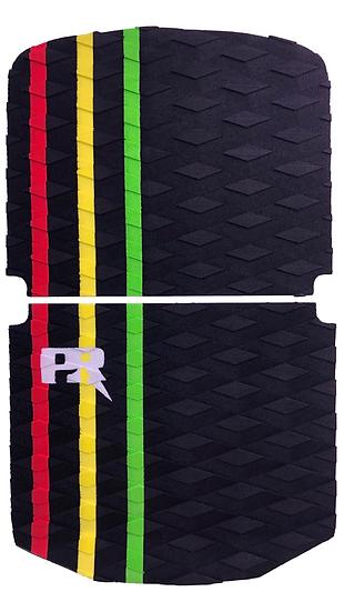 Onewheel Pint Traction Pad Set - Rasta (Stock Foot Pad Compatible)