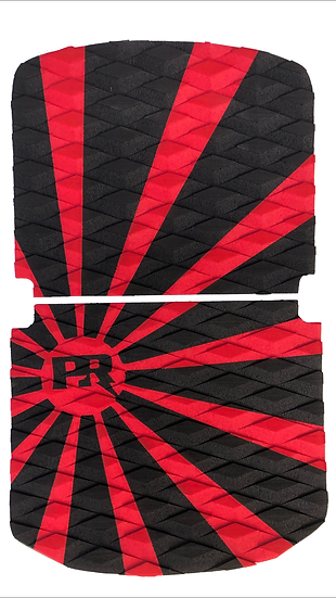 Onewheel Pint Traction Pad Set - Rising Sun Red (Kush Nug Hi Compatible)