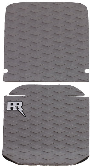 Onewheel XR Traction Pad Set  - Grey (Cobra / Viper Tail Compatible)