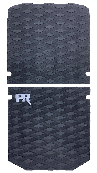 Onewheel XR Traction Pad Set Black (Stock Foot Pad Compatible)