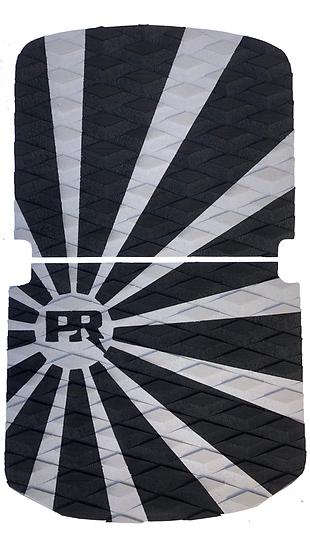 Onewheel Pint Traction Pad Set - Rising Sun Grey (Kush Nug Hi Compatible)