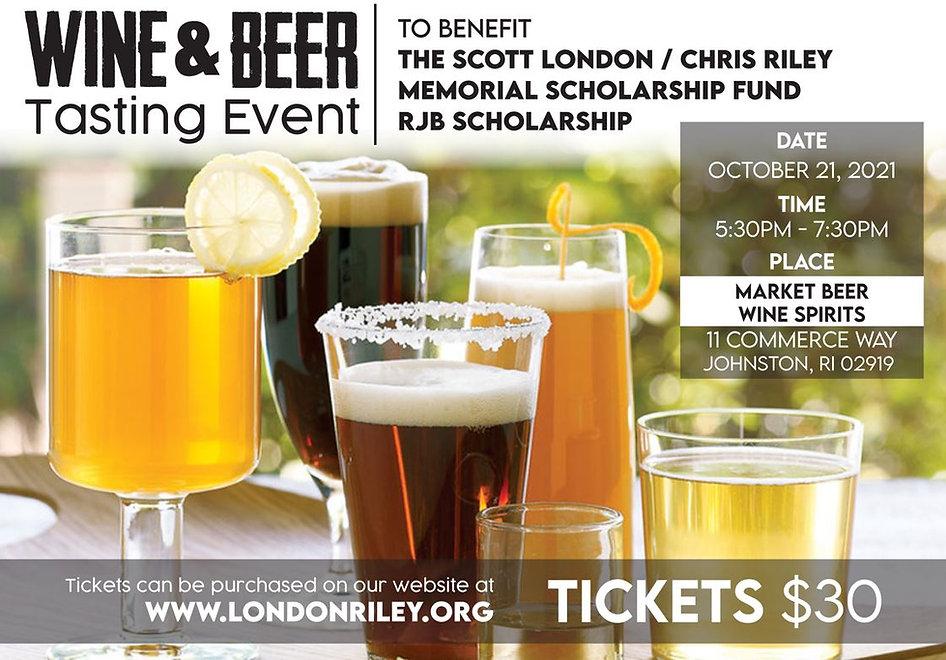 london riley wine tasting flyer.JPG