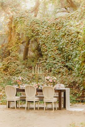 Luna Bella Ranch Elegant Reception