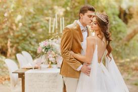Simply Elegant Wedding at Luna Bella Ranch