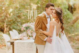 Simply Elegant Wedding at Luna Bella Ranch