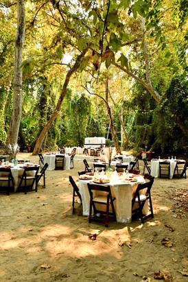 Luna Bella Ranch Reception