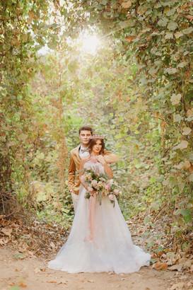 Luna Bella Ranch Fairytale Wedding