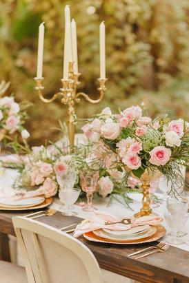 Luna Bella Ranch's Elegant Forest Wedding