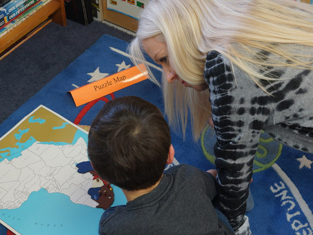 Kindergarten Open House