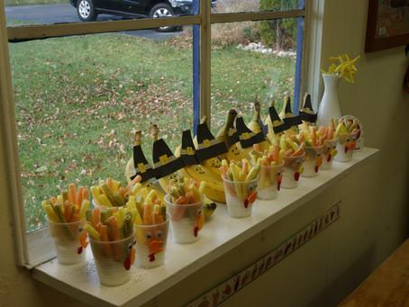 Thanksgiving Festivities