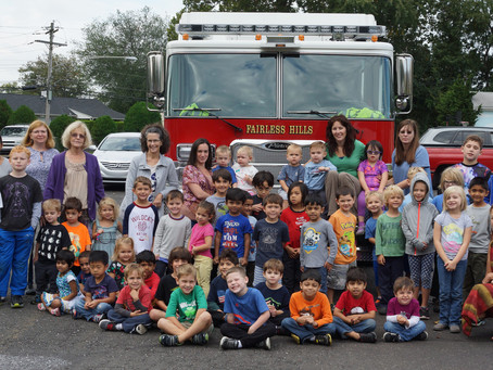 Fire Safety Presented by Station 31