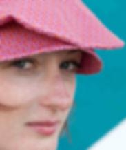 Collection chapeaux HISTOIRE D'O Charlène LEBOUTONDOR Modiste Bordeaux