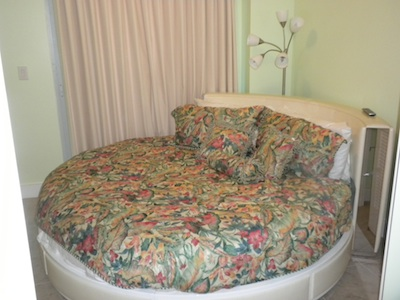 B500 Second Suite Round Bed