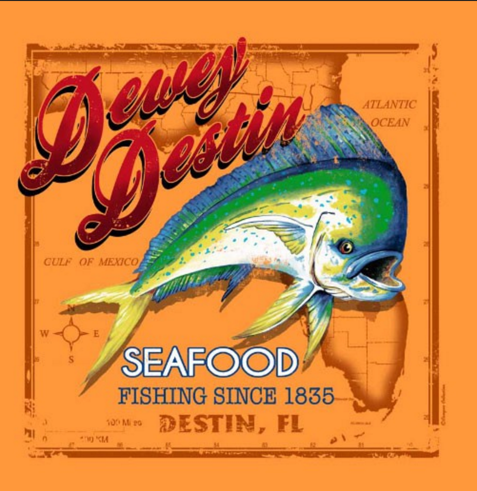 Dewey Destin's