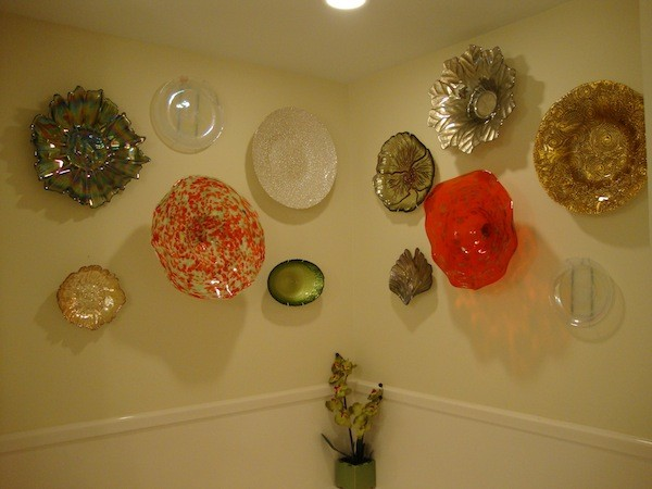 A521 Glass Art Collection