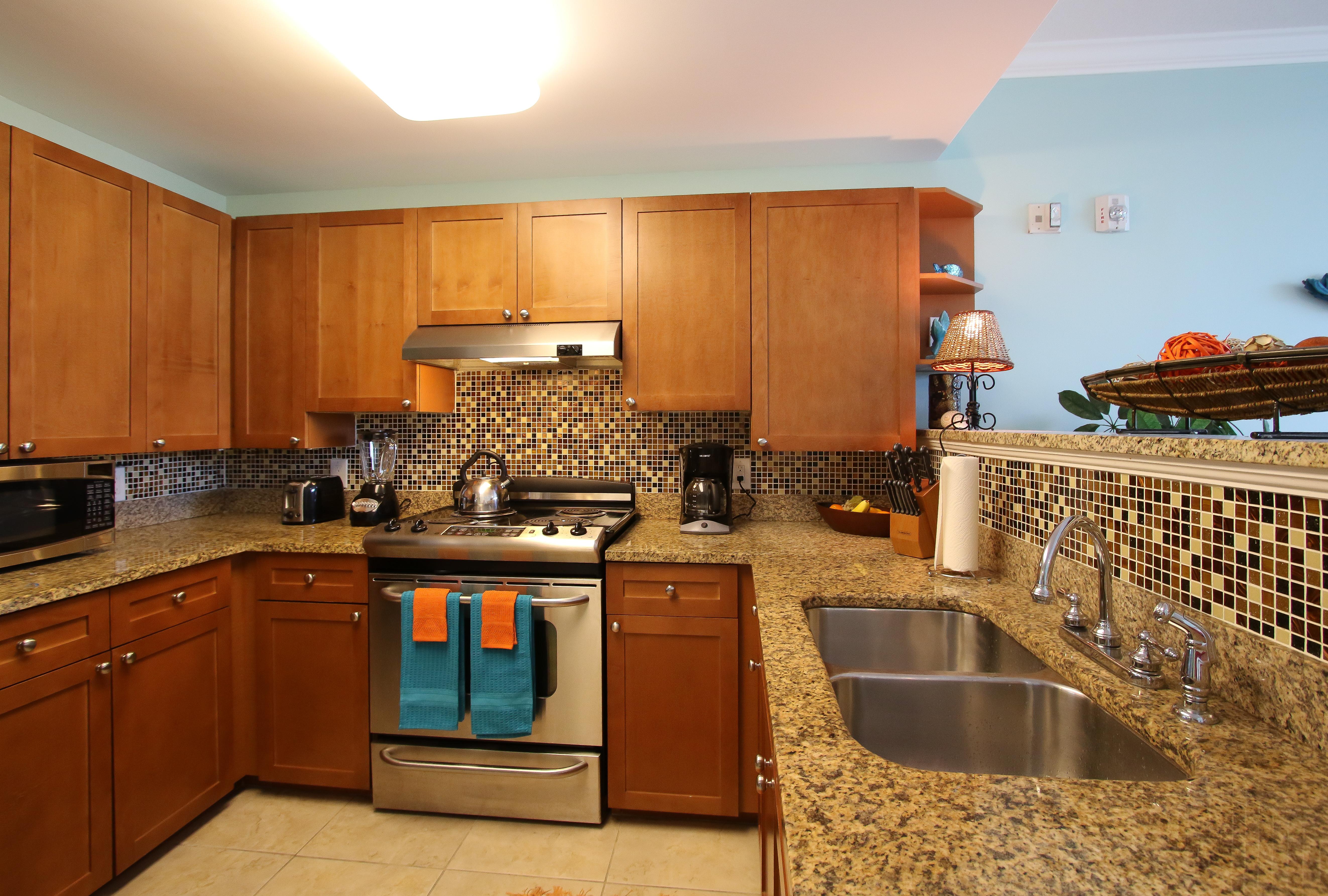 B218 Kitchen