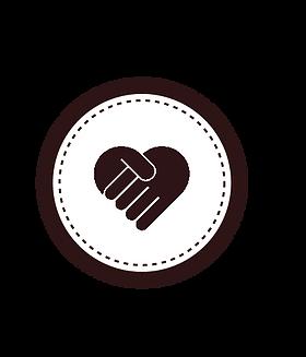 Helfende Hand-Abzeichen