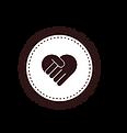 Aider à la main Badge