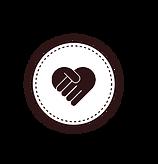 Helpende Hand Badge