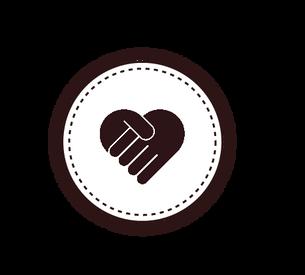 Pomocná ruka odznak