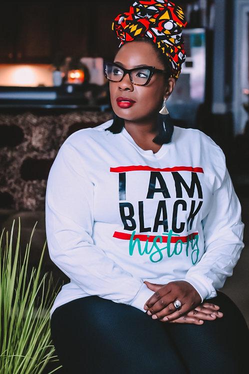 I AM Black History Short Sleeve Tee