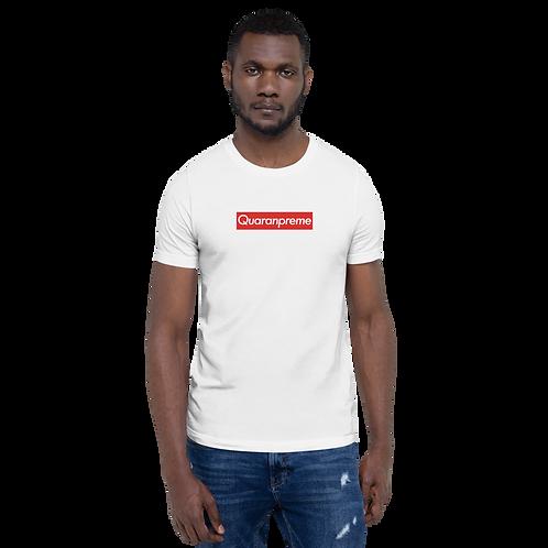 Quaranpreme Short-Sleeve Unisex T-Shirt