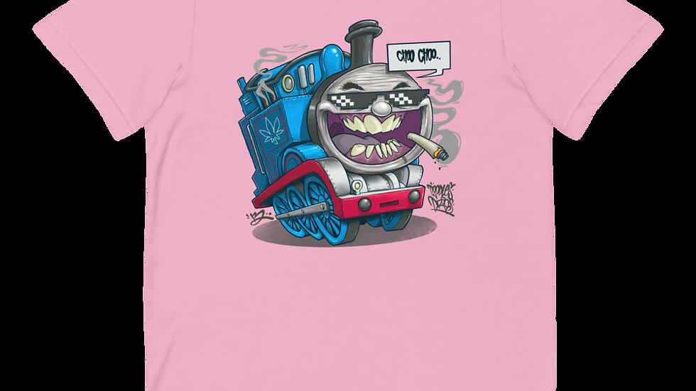 Thomas the Dank engine Short-Sleeve Unisex T-Shirt