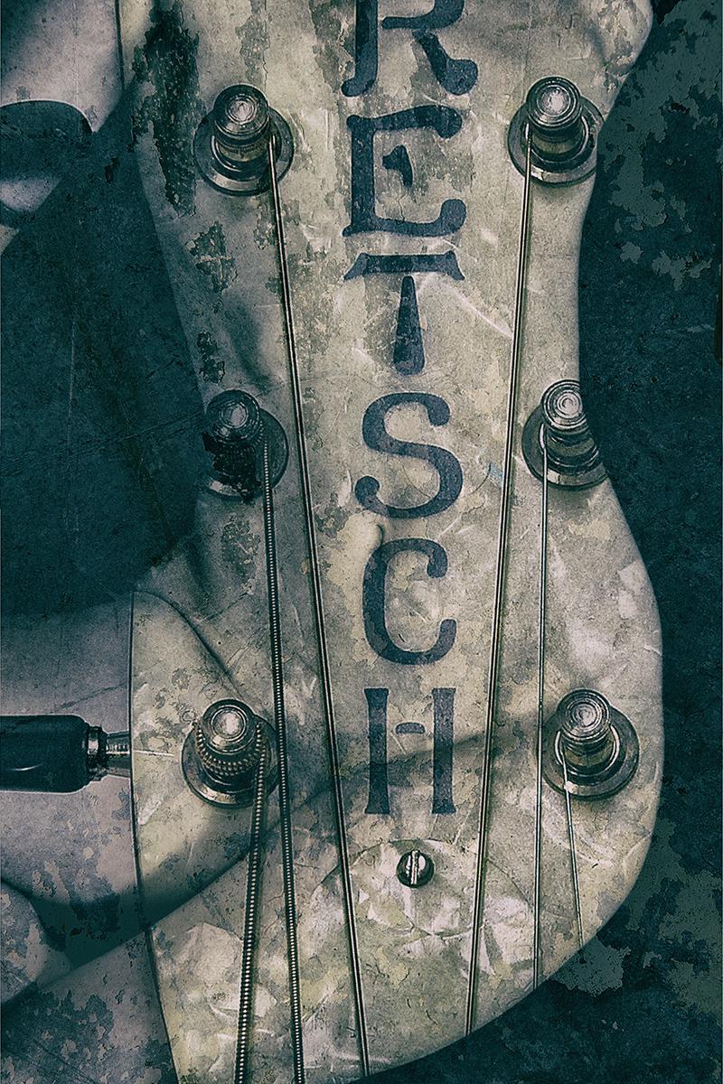 des guitares sensuelles #10 SOLD