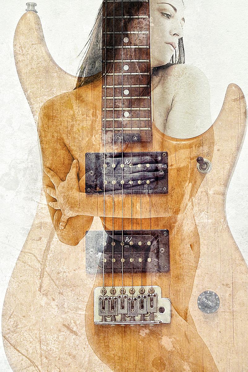 des guitares sensuelles #22