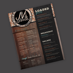 graphic-design-menu-restaurant-bar-and-grill