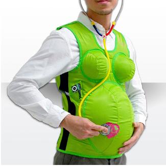 Pregnant Woman simulator  (Fertal Heartbeat)
