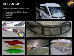 Sift Center : Rail Division