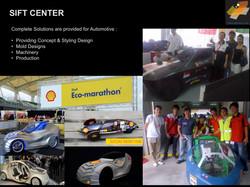 Sift Center : Automotive Division