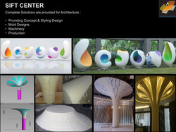 Sift Center : Architecture Division