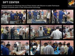 Sift Center : Composite Production