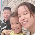 Hoa Bui Thi and children.jpg