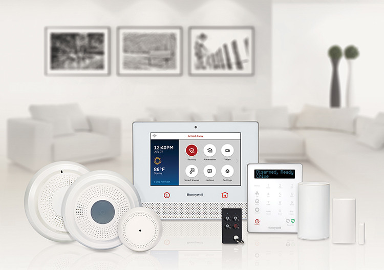 Honeywell Lyric Security & Home Automation System