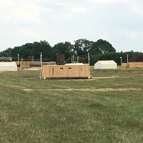 Rutland now boasts a great cross-country schooling facility at South Luffenham