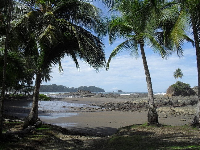Beach Travel Getaway: Costa Rica
