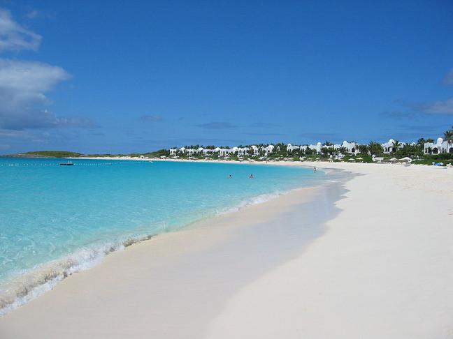 Beach Travel Destination: Anguilla
