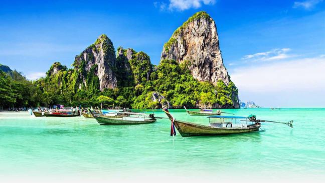 Beach Travel Destination: Phucket