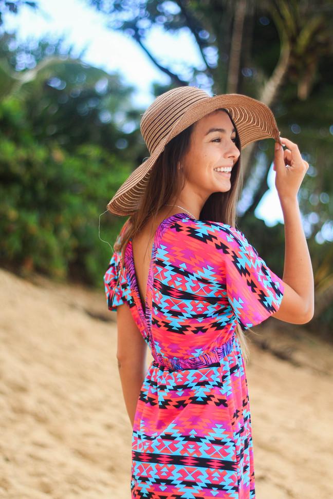 Our Hawaiian Photoshoot