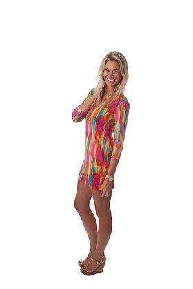 Sundazed Joy Shift Dress