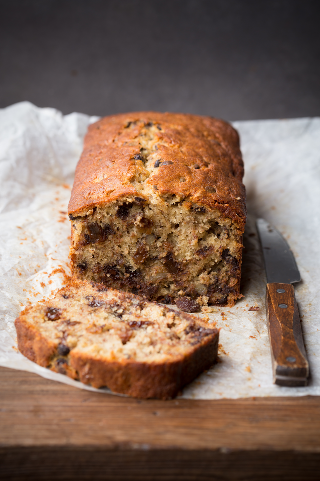 Featured Recipe: Kaylee's Coconut Island Banana Bread