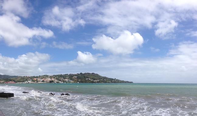 Beach Travel Destination: TOBAGO
