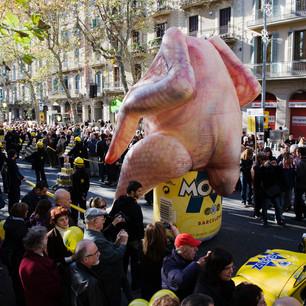 2011 | MORITZ PARADE - Barcelona