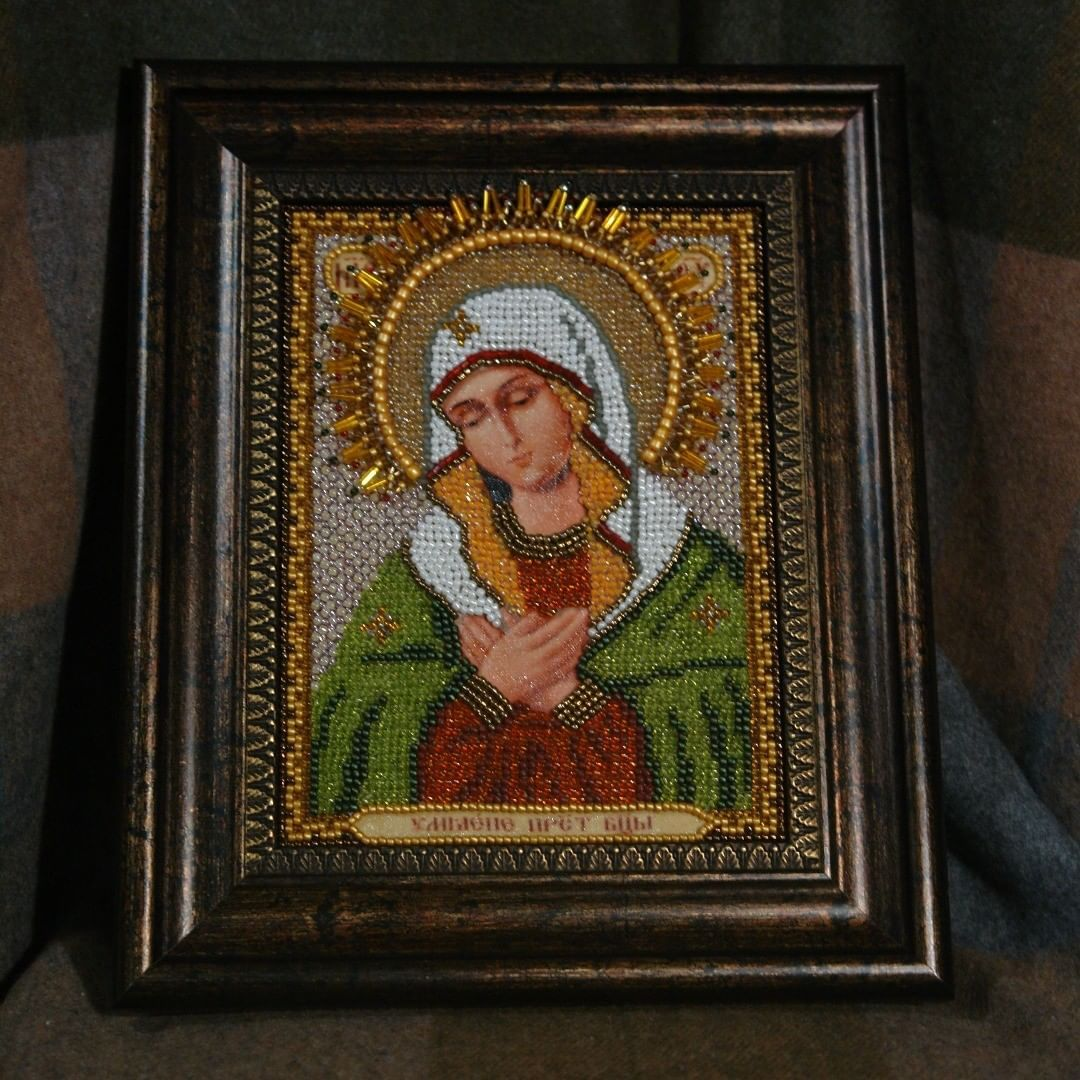 The Icon of the Mother of God The Tenderness