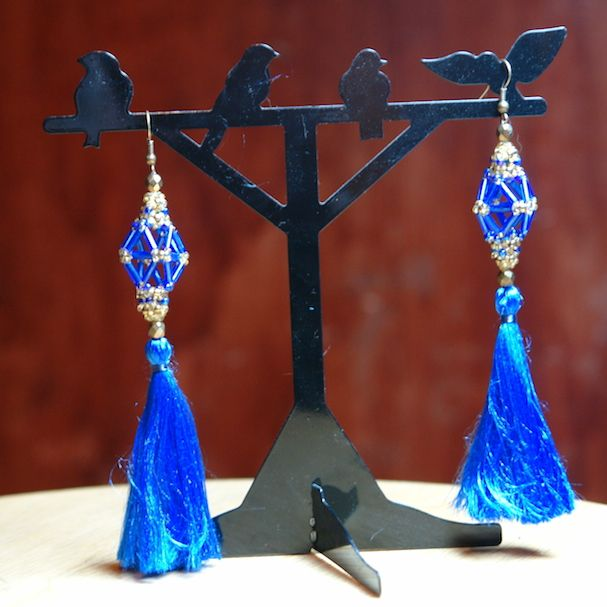 Evening in Bohemia earrings